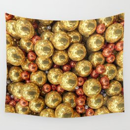 Precious Pearls Wall Tapestry
