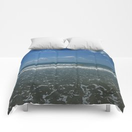 Perfect Beach Day - Litchfield Beach Comforters
