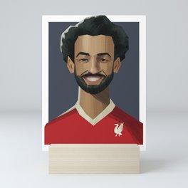 Salah - Egyptian King Mini Art Print