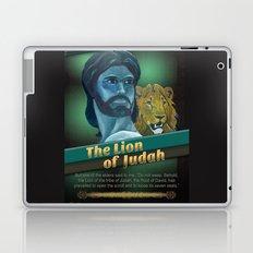 The Lion Of Judah 1 Laptop & iPad Skin