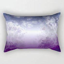 Galaxy art Rectangular Pillow