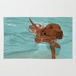 #inktober2016:wet Rug