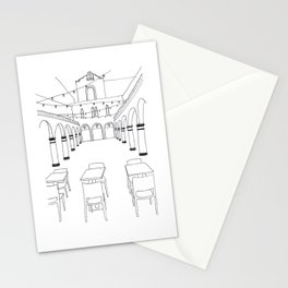 HanaHaus in Palo Alto Stationery Cards