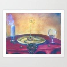 Still life 1 Art Print