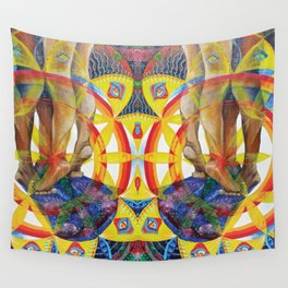 Supported Wall Tapestry