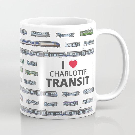 The Transit of Greater Charlotte Coffee Mug