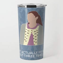 The Reichenbach Fall - Molly Hooper Travel Mug