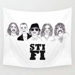 Sticky Fingers II Wall Tapestry