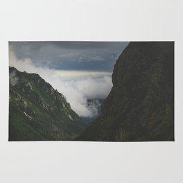 Polish mountains Rug