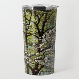 Flowering Dogwood Travel Mug