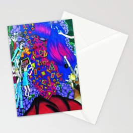 Techno Giants Stationery Cards