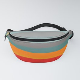 Rustic Stripes Fanny Pack