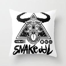 A C I D T A B S Throw Pillow