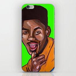 Fresh Prince iPhone Skin