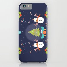 Day 01/25 Advent - Frosty meets his match iPhone 6s Slim Case