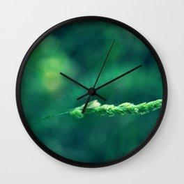 Alone Wall Clock
