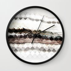 GEOMETRIC  10 Wall Clock
