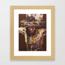 Golgotha IV Framed Art Print
