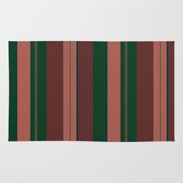 Jungle stripes Rug