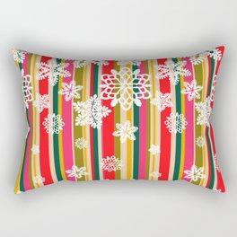 Flakes Rectangular Pillow
