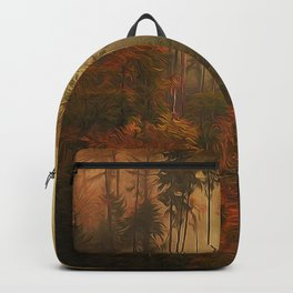 An Autumn full of Magic Backpack