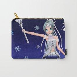 Snow Miku 2019 (Self Design) Carry-All Pouch