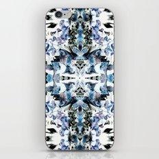 Kaleidoscope Crystals iPhone & iPod Skin