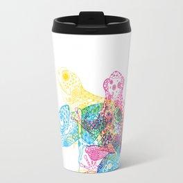 CMY Reptiles Travel Mug