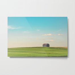 A Country Kind of Life Metal Print
