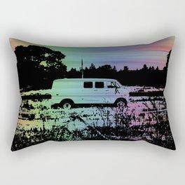 olde van Rectangular Pillow