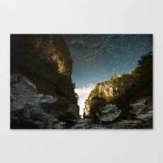Rivers of Sky Canvas Print