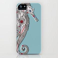 Seahorse #2 Slim Case iPhone (5, 5s)