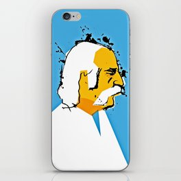 William Saroyan iPhone Skin