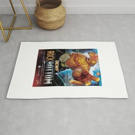 UCWF: Unlimited Class Wrestling Federation PPV Poster Rug