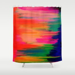 Advanced Color Shower Curtain