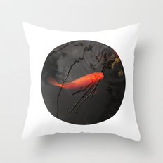 goldfish II Throw Pillow