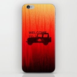 Welcome To... iPhone Skin