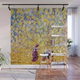 A Summer Rain (Les Lieuses) by Kees van Dongen Wall Mural