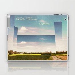 Belle France, en pièces Laptop & iPad Skin