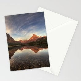 Many Glacier Zen Stationery Cards