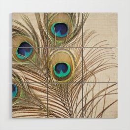 Exquisite Renewal Wood Wall Art
