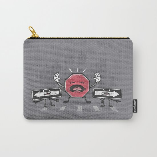 Sign Language Carry-All Pouch