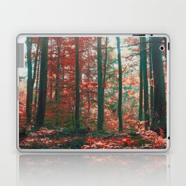 into the woods 11 Laptop & iPad Skin