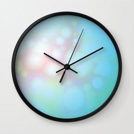 Cellulose Wall Clock