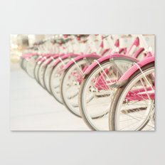 Sweet Rides Canvas Print