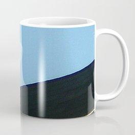 7 AM Moon Over Woodstock, NY Coffee Mug