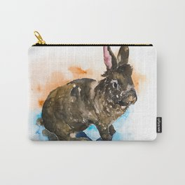 bunny#12 Carry-All Pouch