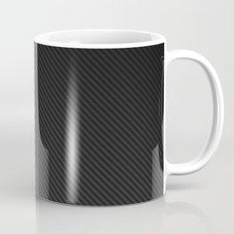 Realistic Carbon fibre structure Coffee Mug
