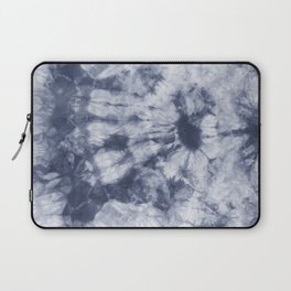 Tie Dye 3 Navy Laptop Sleeve
