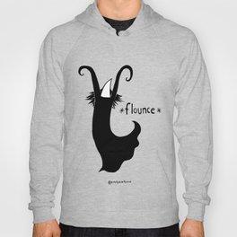 Flounce Hoody